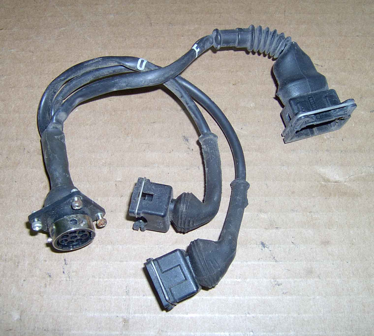 Wiring Harness For Throttle Body : Throttle bodies wiring wire harness ducati